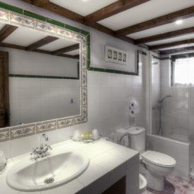 Habitación1 Baño