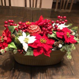 Navidad detalle planta