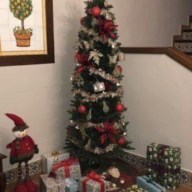 Detalle Arbol Navidad