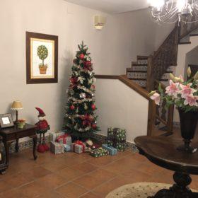 Escalera árbol Navidad